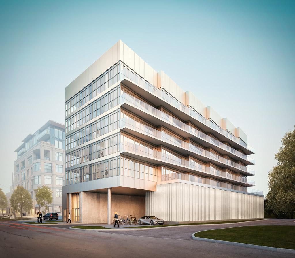 Condominium: MidRise Condominium Tower, Richmond Hill.